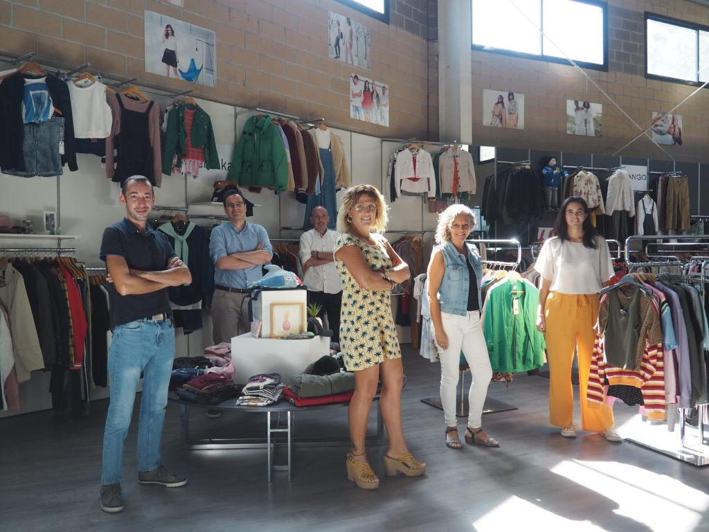 Tekstila equipo