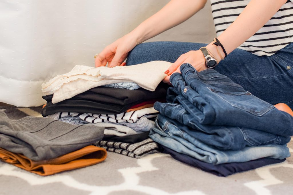 reventa de stocks de ropa